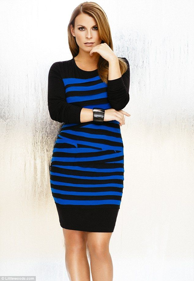 lowest price great deals on wholesale Coleen Rooney's partywear on a budget for Littlewoods ...