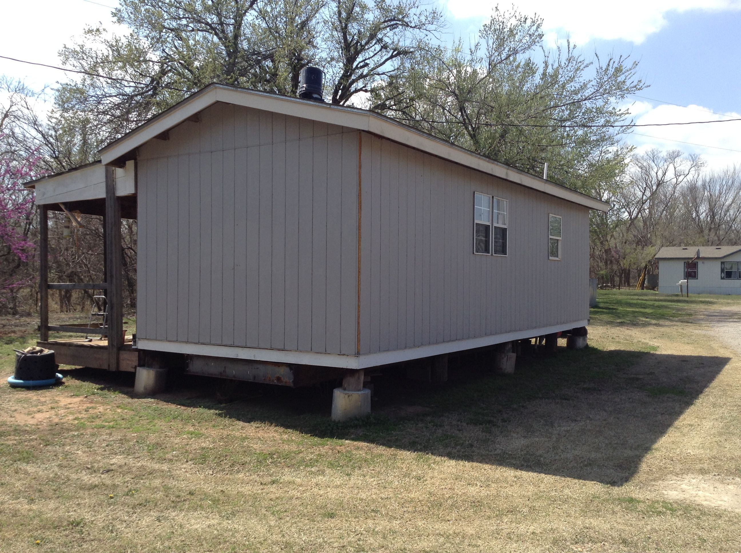 Tiny House Office For Sale Tiny House For Sale In Blanchard Oklahoma Tiny House Listings Tiny Houses For Sale Tiny Home Office Tiny House