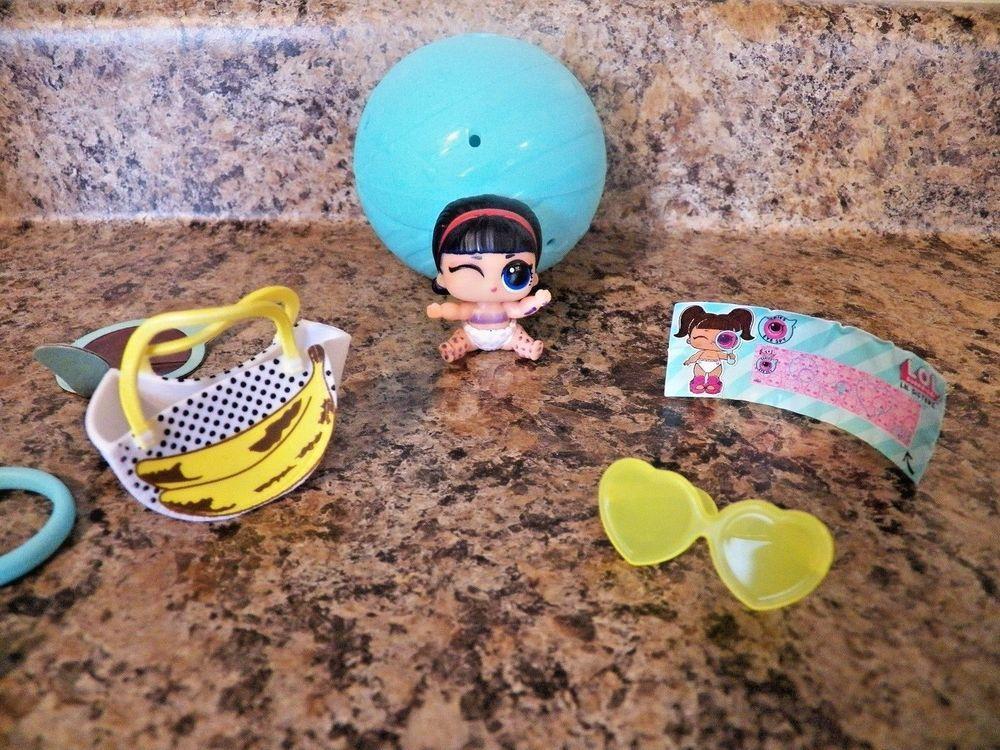 LOL L.O.L Surprise Doll Series 4 Eye Spy Pets new Brrrd Bird Brrr