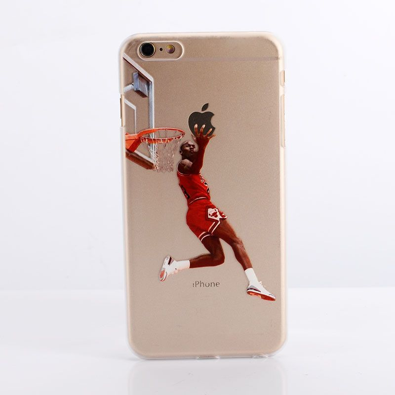 timeless design 02895 a5bb3 NBA Basketball Stars iPhone Case in 2019 | Shoes & Clothing + Phone ...