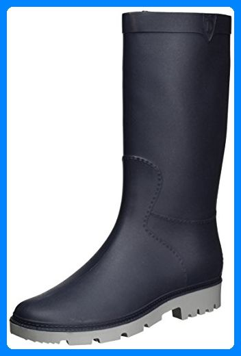Dunlop RAPIDO PVC LAARS BLAUW 41, Unisex-Erwachsene Langschaft Gummistiefel,  Blau (Blau