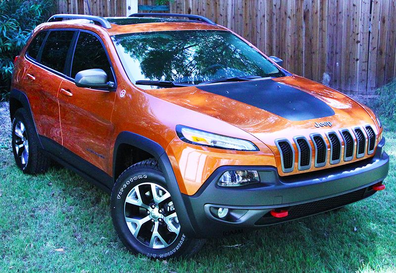 2015 Jeep Cherokee Trailhawk 4dr Suv 4wd 24l 4cyl 9a Price
