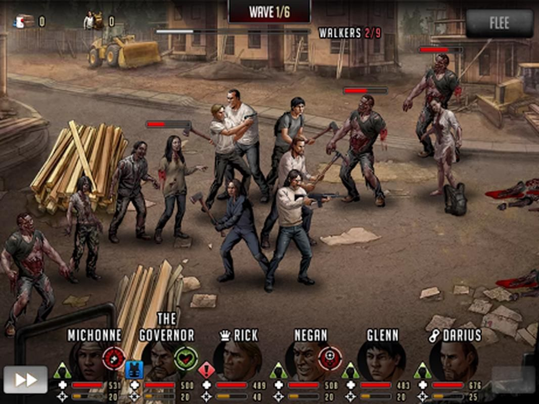 Walking Dead Road To Survival Full Apk Games Free Download The