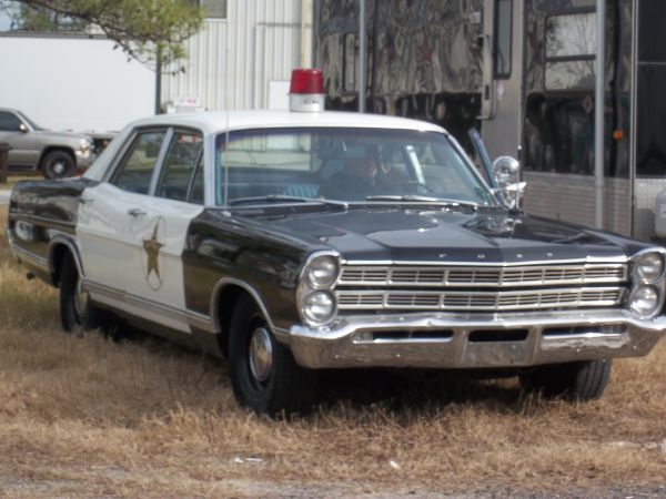 1967 Ford Galaxie Mayberry Car With Images Police Cars Ford