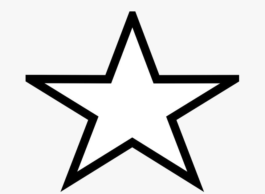 Gambar Bintang Hitam Putih Keren