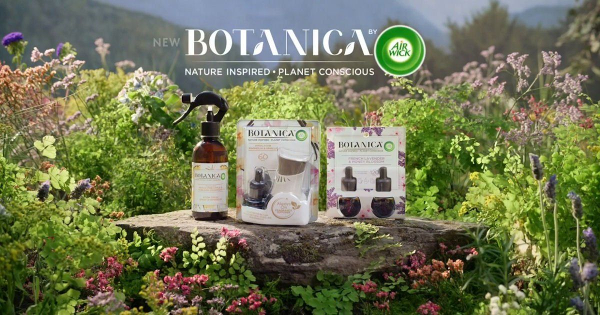 Try Air Wick Botanica for Free with their rebate offer! It