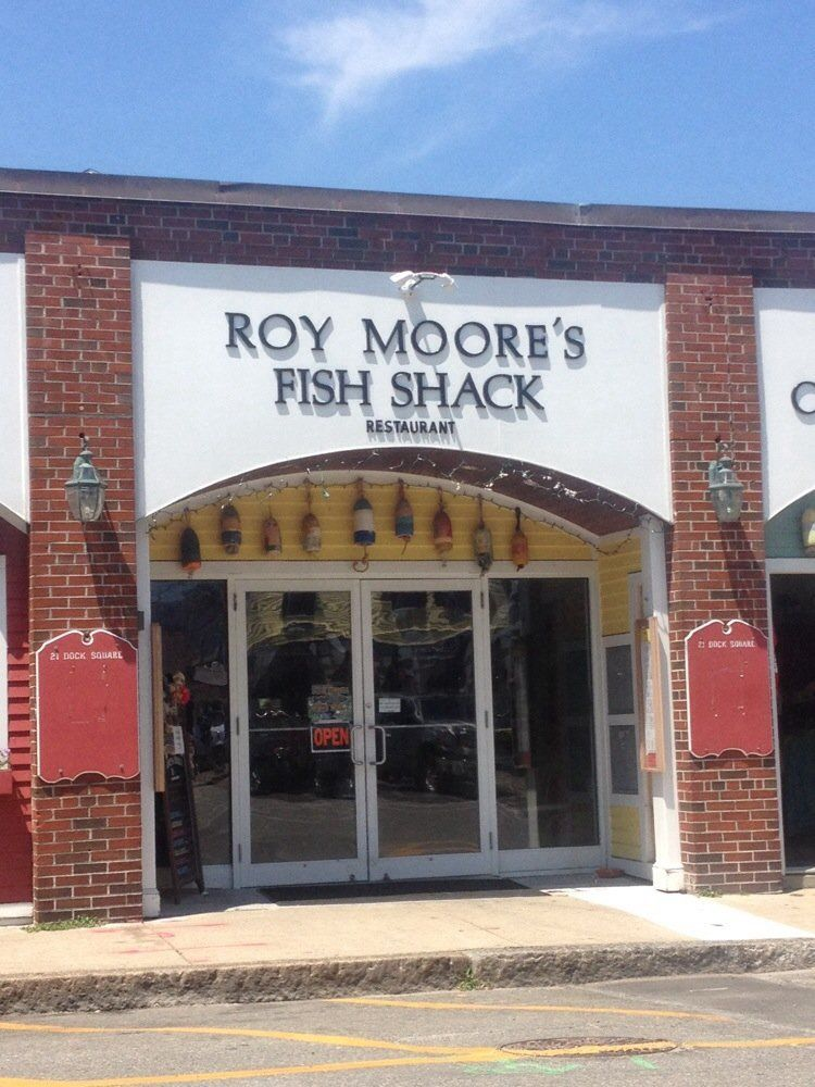 The Fish Shack Restaurant Rockport Ma United States Rockport