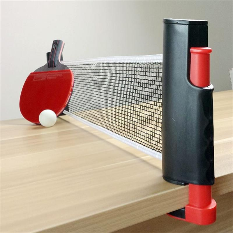 Leo Table Tennis Net Retractable And Adjustable To Most Table Sizes Portable Retractable Table Tennis Table Net Table Tennis Table Tennis Net Table Tennis Set