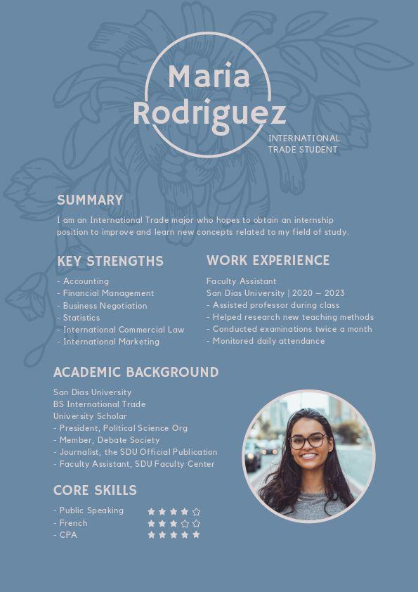 Buy resume online