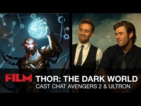 Thor: The Dark World Cast Chat Avengers 2: Age of Ultron