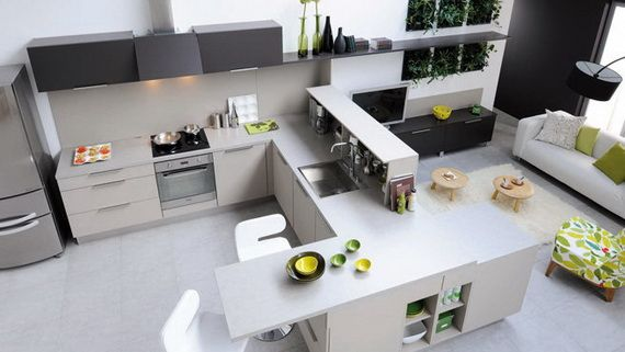 Cuisinella Stylish Kitchen Designs Modern Kitchen Design