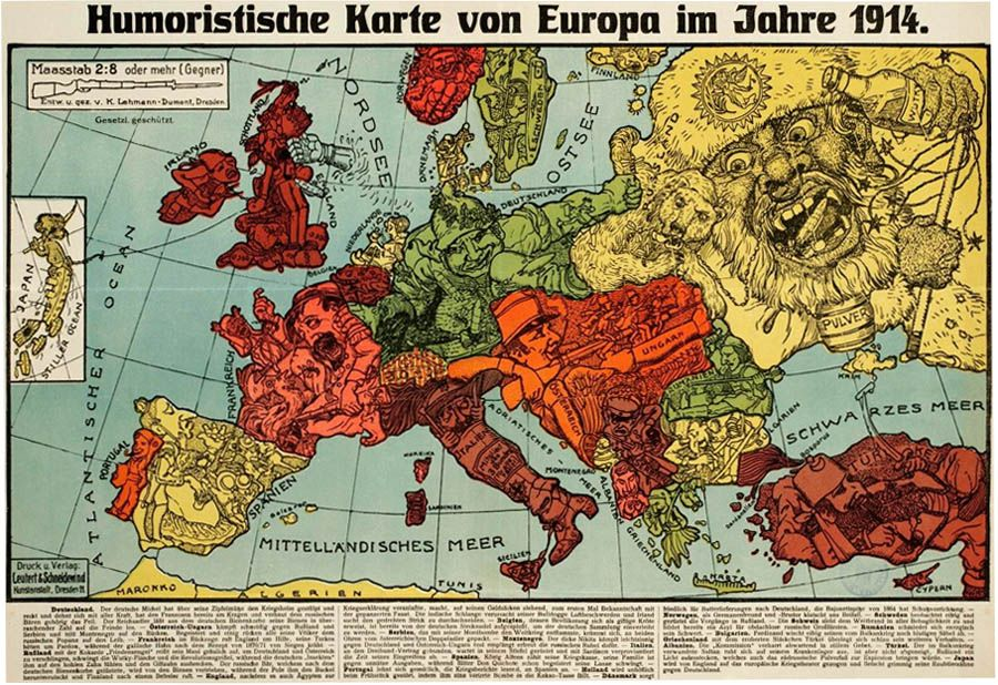 World war i inspired map greece historical maps pinterest explore europe 1914 historical maps and more sciox Images