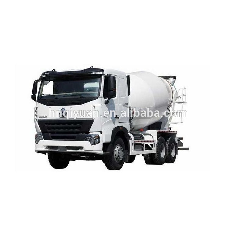 Time To Source Smarter Concrete Mixers Mixer Truck Trucks