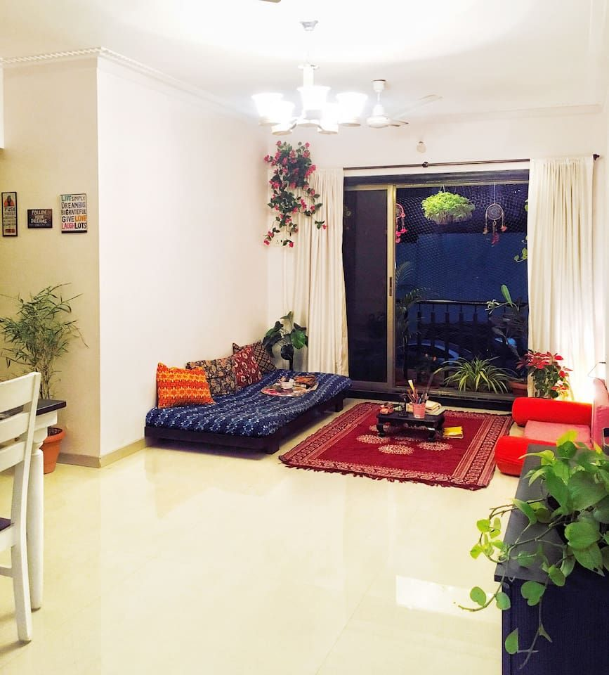 Cozy and comfortable apartments for rent in mumbai maharashtra