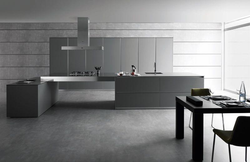 modern design of contemporary kitchen concept minimalist kitchen interiors kitchen design on kitchen ideas minimalist id=15053
