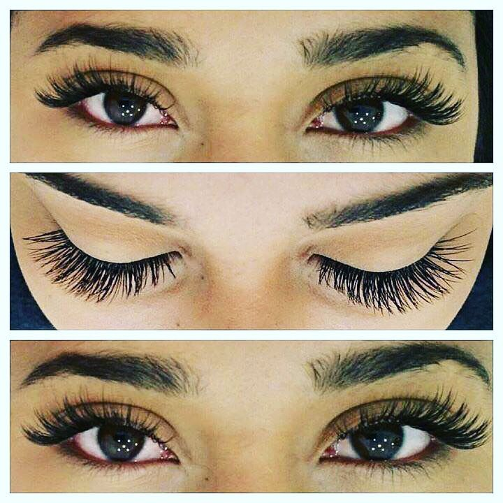 Get your eyelash extensions done for a very reasonable