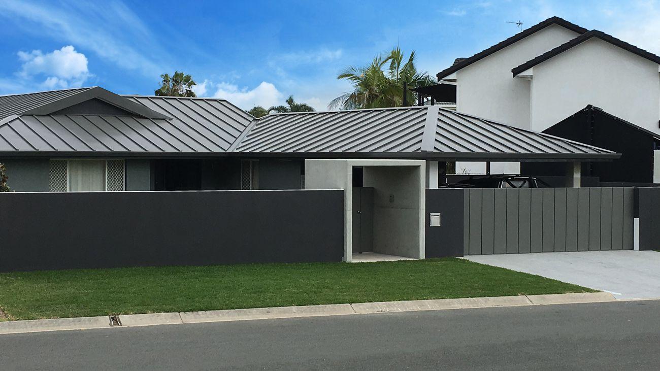 Batten Cap System Brisbane Australia Cladding Roof Cladding Zinc Cladding