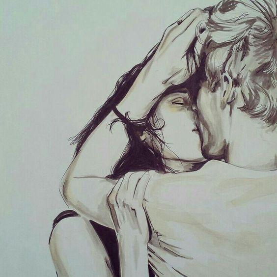 #drawing #рисунок #desenhando #zeichnung #menggambar #art #mujer #woman #dibujos #girl #ink
