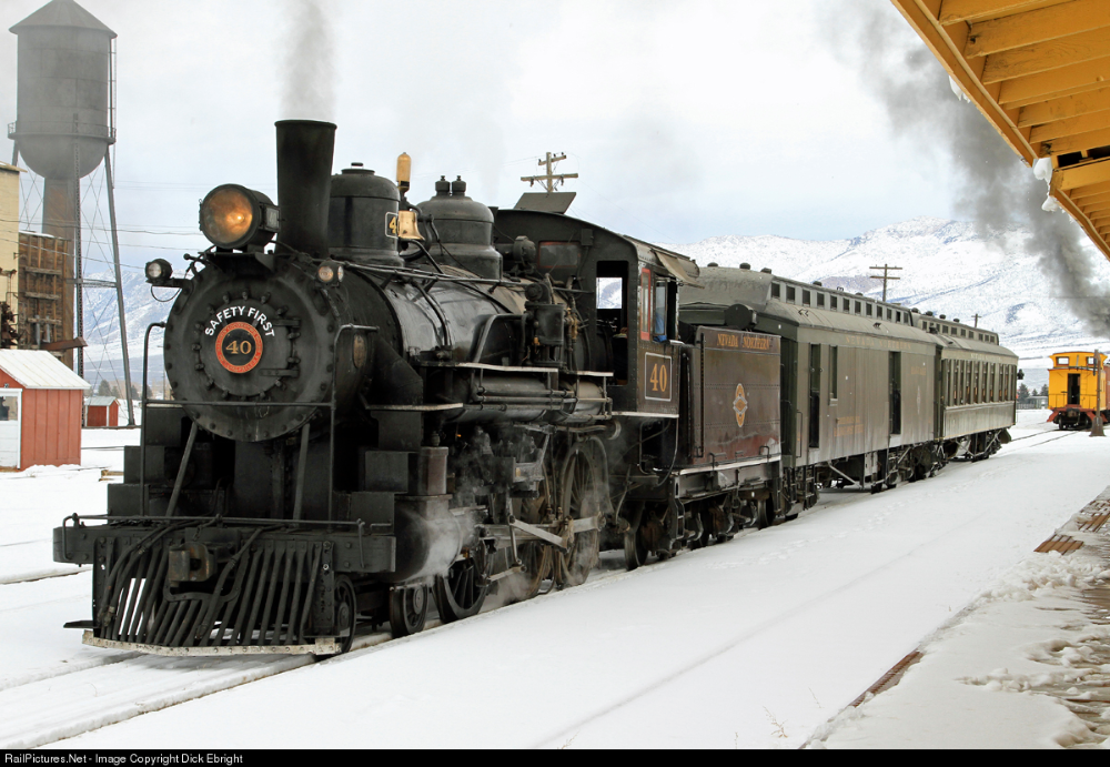 Pin by BLUFOR 878 on Trains in 2020 Nevada northern