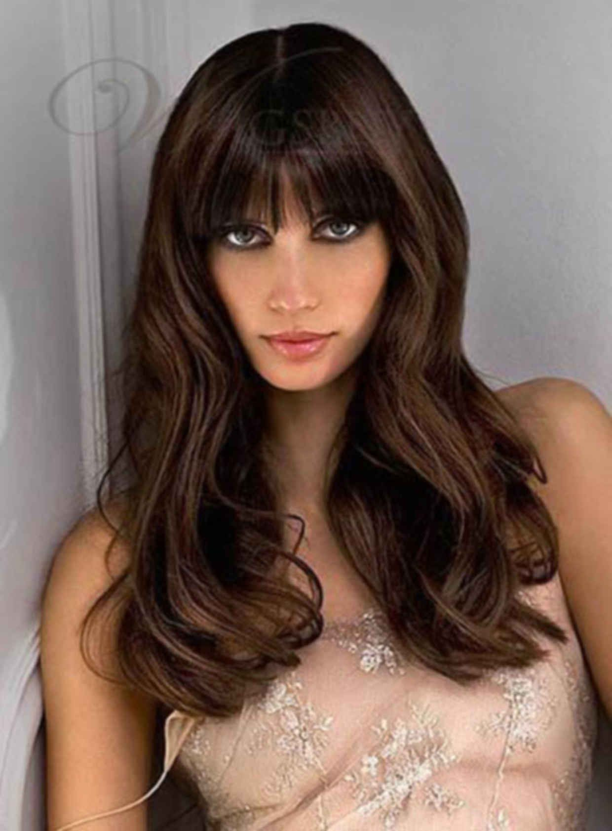 How to Give Long, Brown Hair a Fresh Look