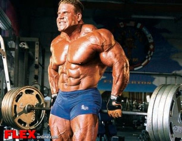 On Trial: Front Barbell Shrugs vs. Behind-the-Back | FLEX Online ...