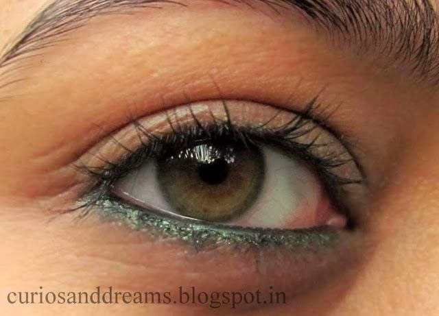 Green Eyes With Maybelline Vivid And Smooth Olive Makeup Beauty