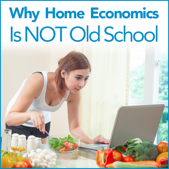 Science Teacher Job Facts: Why Home Economics Is Not Old School