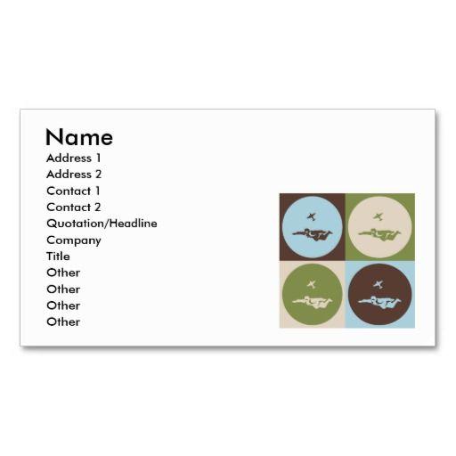 Pop Art Skydiving Business Card Zazzle Com Psychology Business Card Psychologist Business Card Printing Business Cards