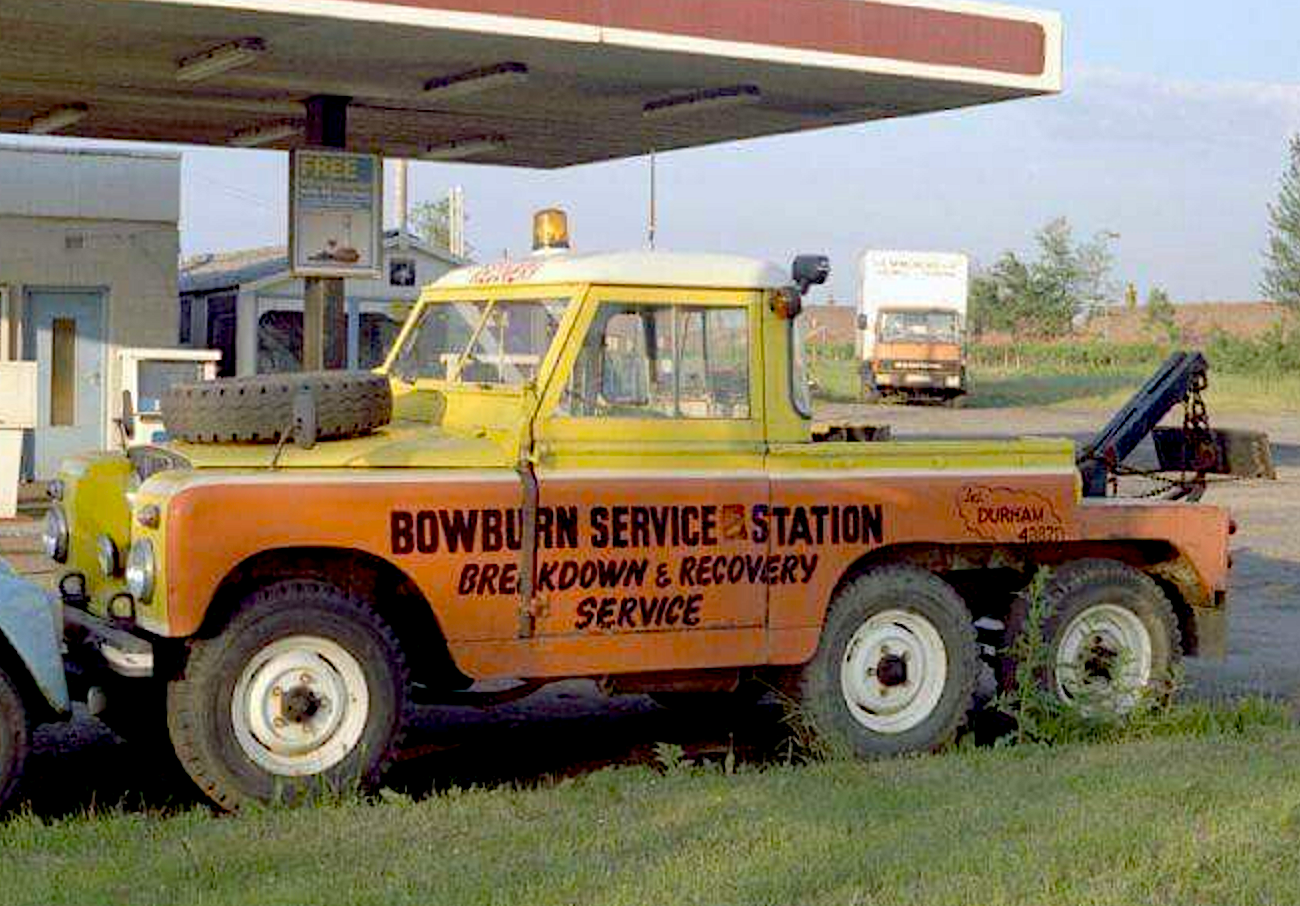 1970s Land Rover 6x6 Highway Wrecker Land Rover Land Rover Series Range Rover