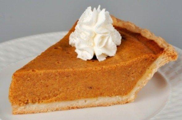 Best Ever Pumpkin Pie