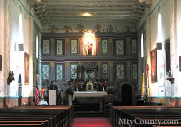 Mission Santa Ines | SPAINCH MISSIONS IN CALIFORNIA | Pinterest ...