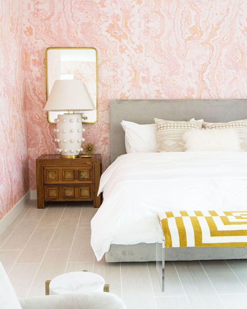 Prettiest Bedrooms Designer Sarah Sherman Samuel designed
