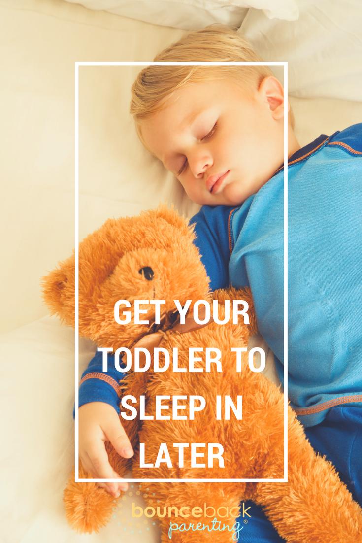 effc12ebc80600ccbc0f258e9eaae946 - How Do I Get My Toddler To Sleep Earlier