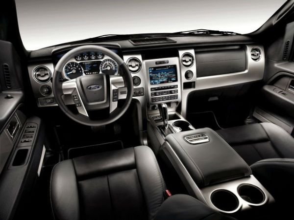 2016 Ford Explorer Platinum Interior With Images Ford Explorer