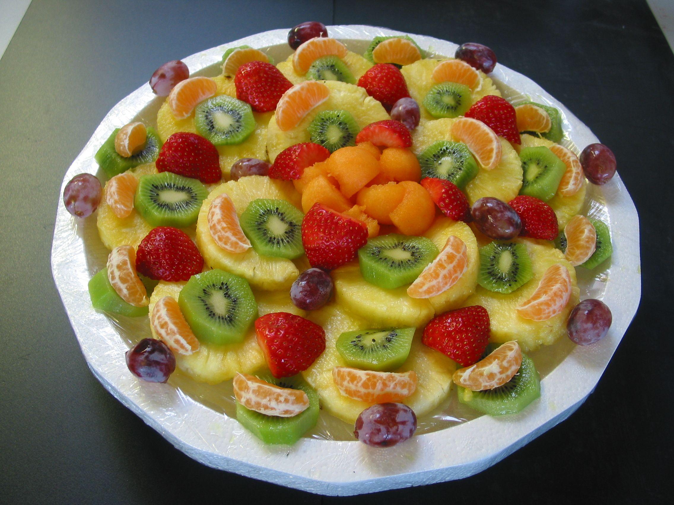 Assiette de fruits | Brunch | Pinterest | Brunch