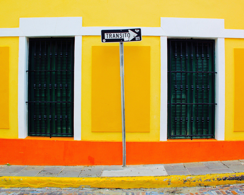Puerto Rico Photography, Old San Juan Architecture, Old San Juan ...