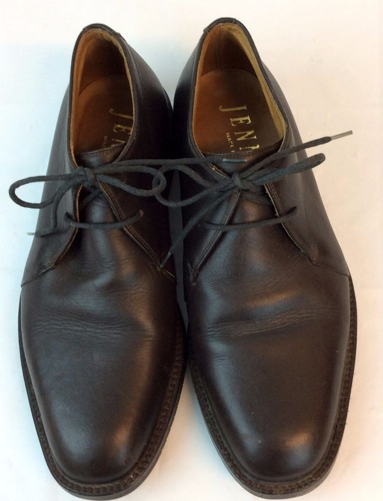 Leather Oxfords Solid 7 Dress & Formal Shoes for Men | eBay