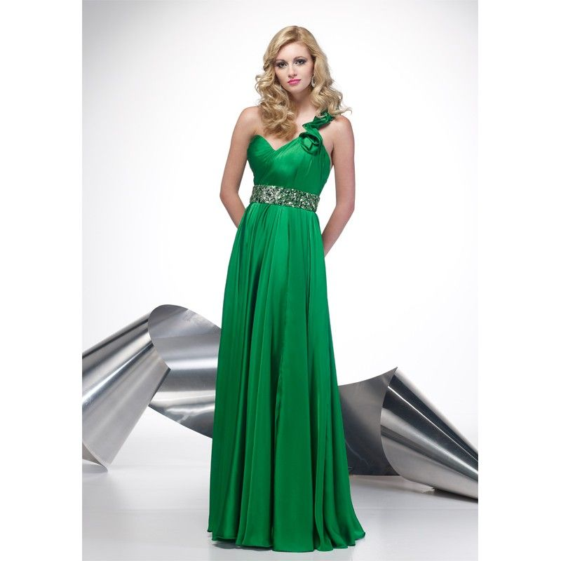 1000  images about party gowns on Pinterest - Prom- One shoulder ...