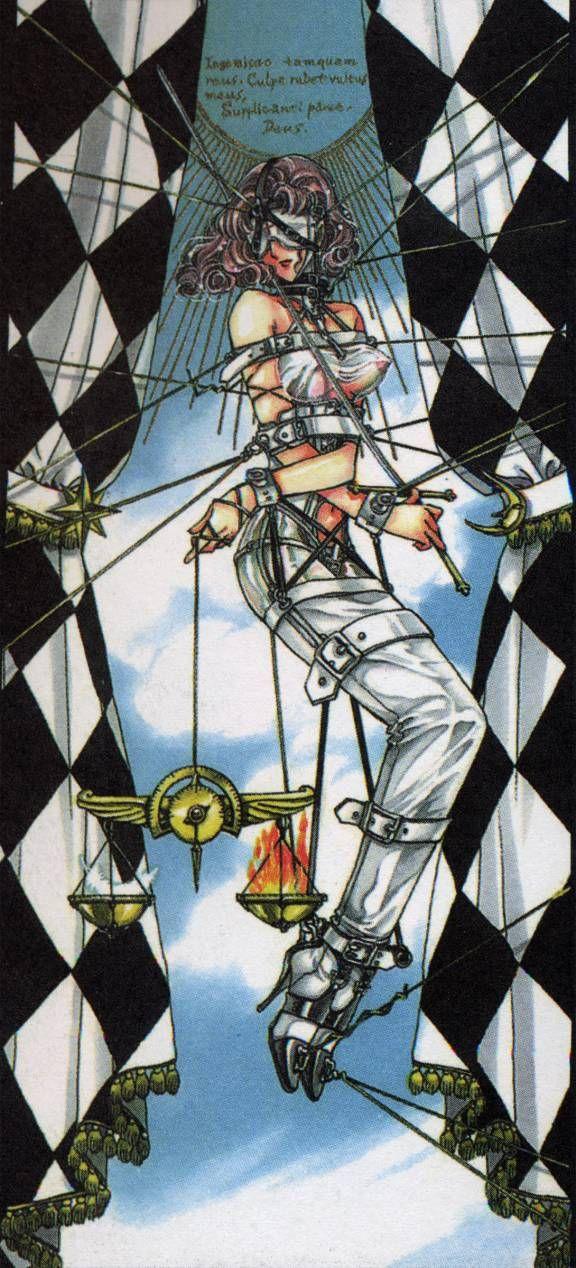Tarot X The Wheel Of Fortune: Manga Story, Clamp, Tarot