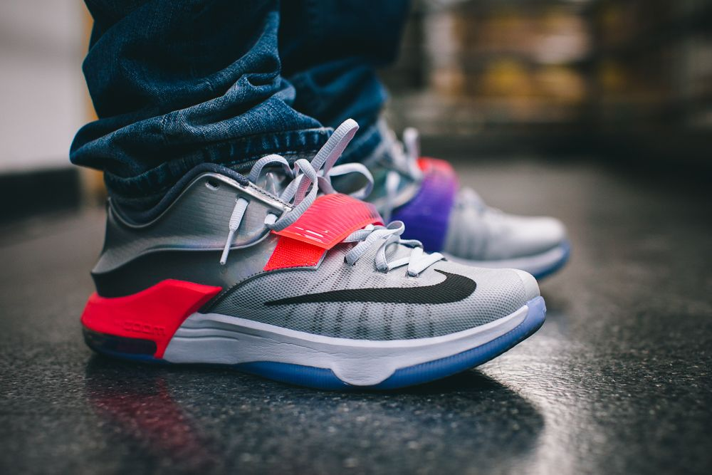 save off aa0a4 ce629 Nike KD 7 All-Star - Release Date   Shoes Şakir likes ...