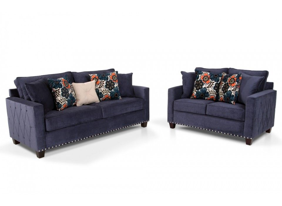 Melanie Sofa U0026 Loveseat | Bobu0027s Discount Furniture