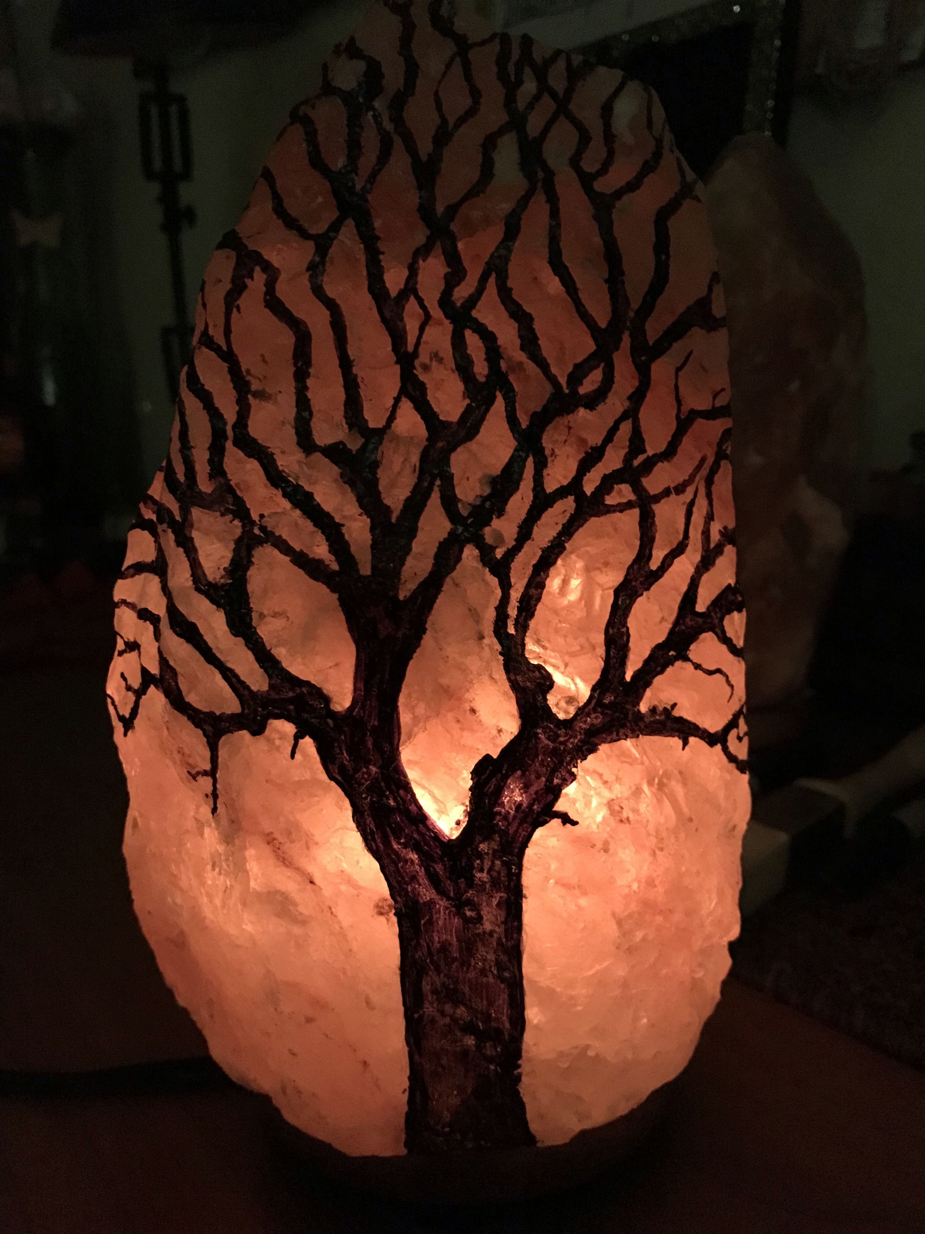 Woodland Series Coming Soon To Bittie S Shop Himalayan Salt Lamp Unique Items Products Salt Art