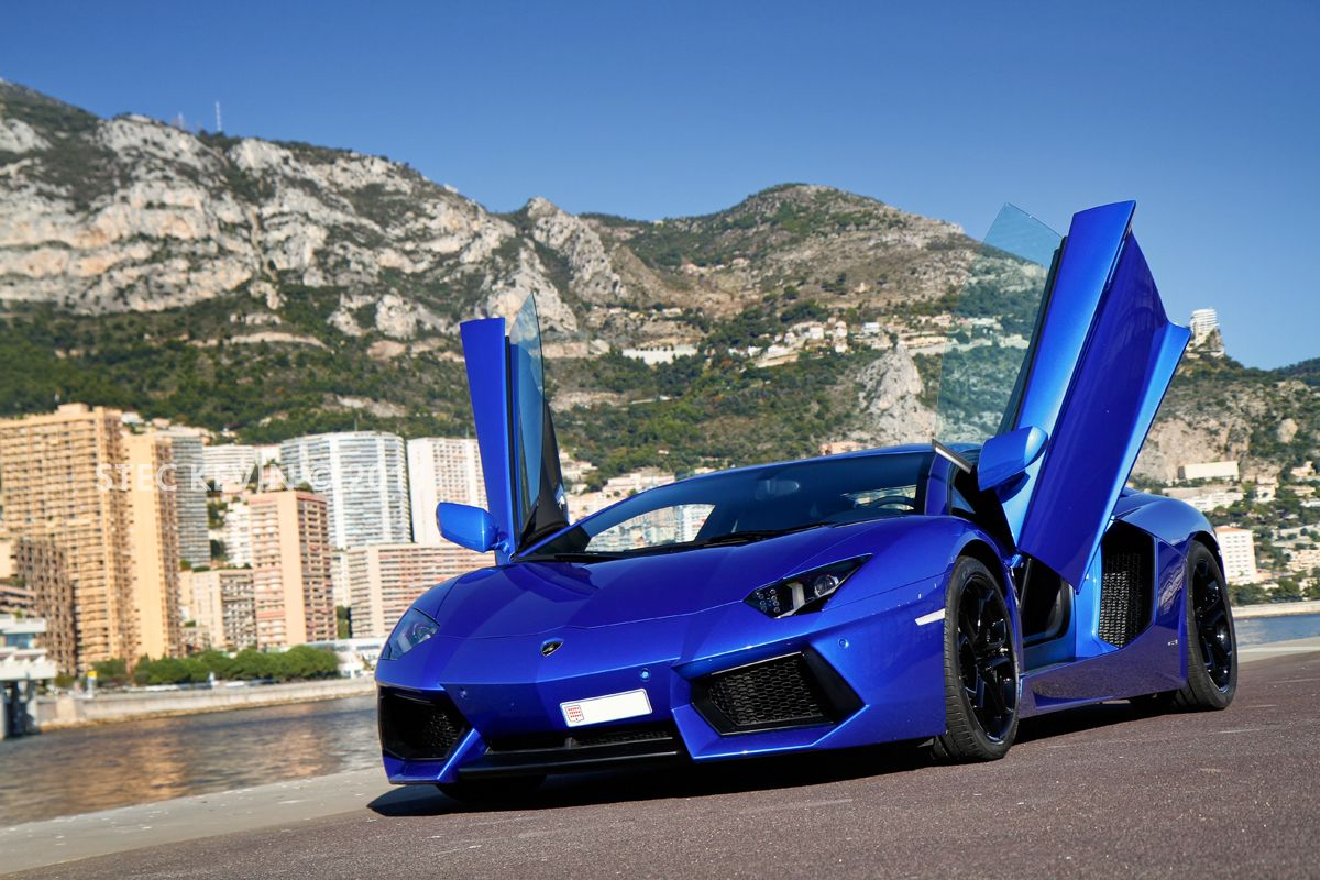 lamborghini aventador wallpaper blue - Lamborghini Gallardo Wallpaper Blue