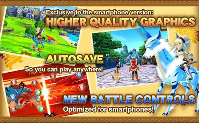Monster Hunter Stories Mod + Apk + OBB Download Android