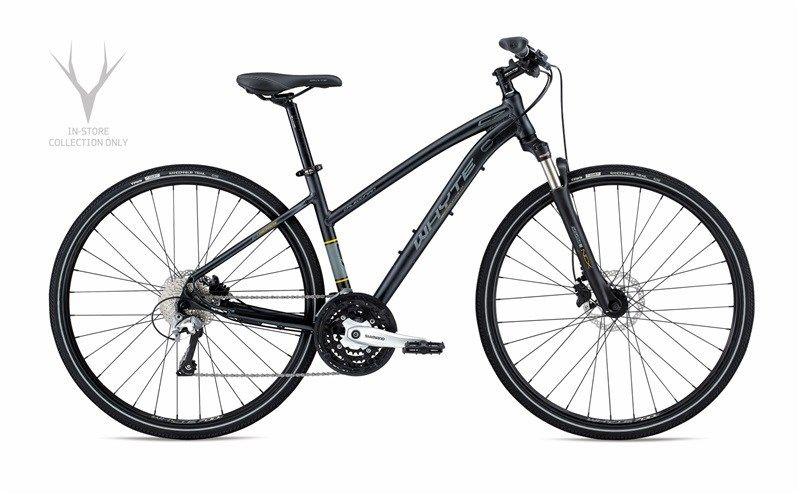 Whyte Caledonian 2019 Mens Hybrid Bike Hybrid Bike Bike