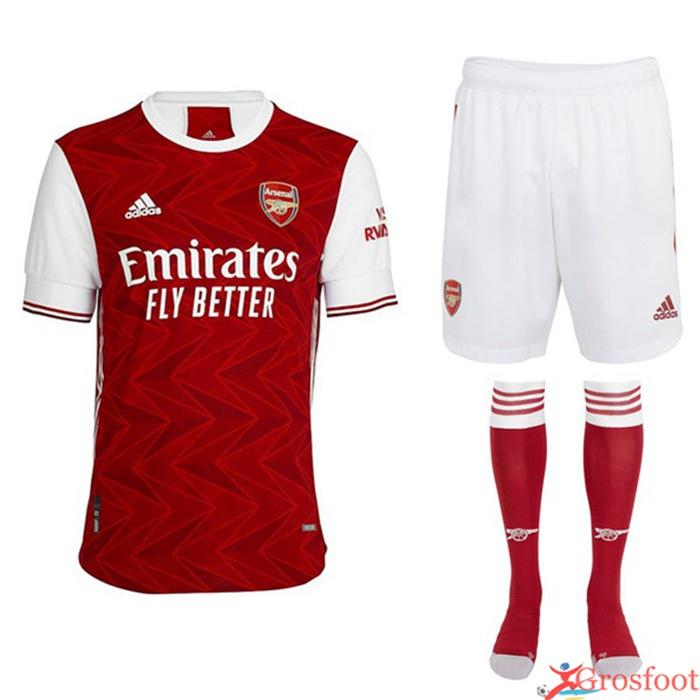 Arsenal Domicile Gardien de but Formation Sportive Football Chaussettes 2020-21