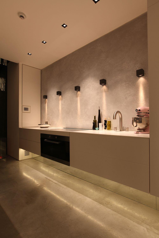 designer kuche kalea cesar arredamenti harmonischen farbtonen, john_cullen_kitchen_lighting-64 | modern architecture | pinterest, Design ideen