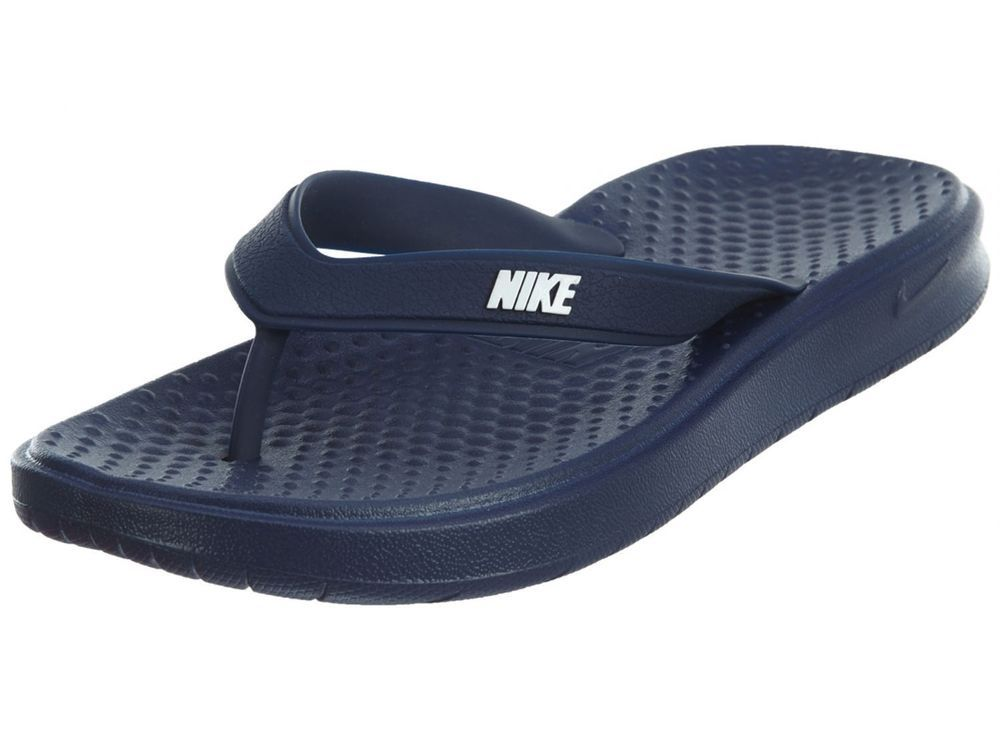 f468e724715 Nike Solay Binary Blue Thong Sandals Size 9 Flip Flops 882690-400  Nike   Sandals  size9  solay