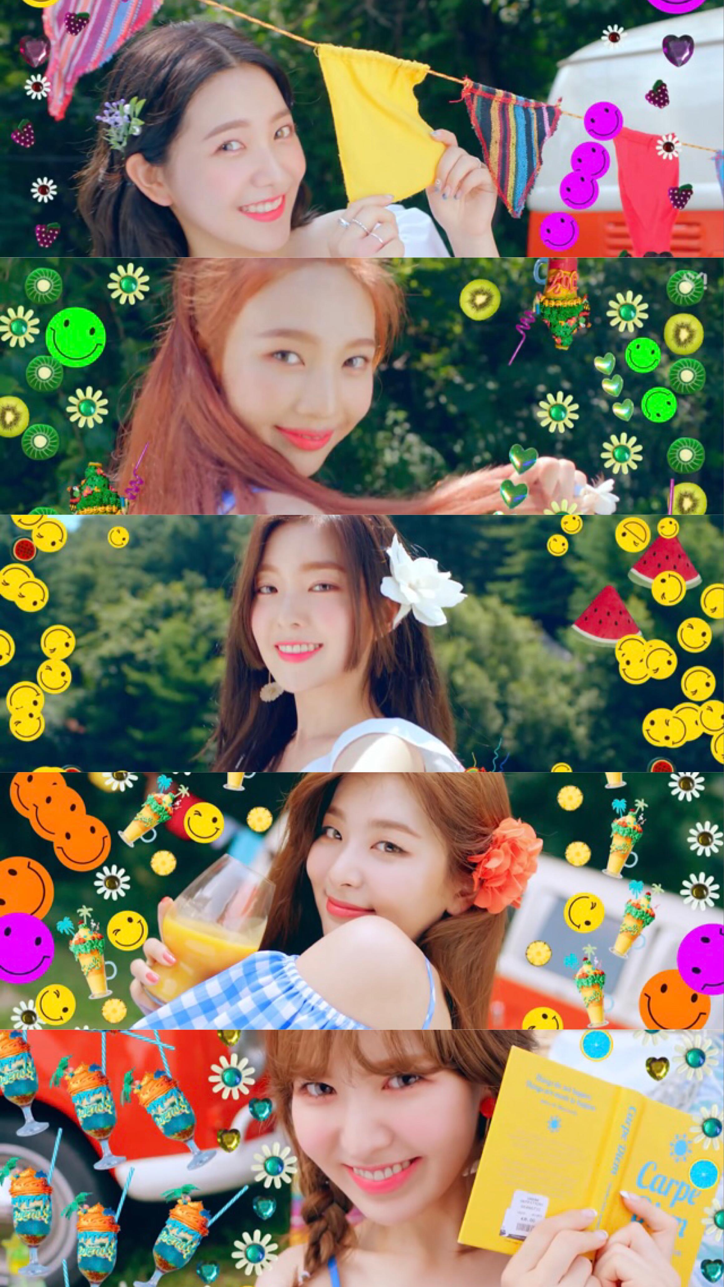 Red Velvet Power Up Mv Industry Proj In 2019 Pinterest Red