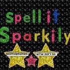 Students love sliding these sparkly letters to form words to complete sentences on the SMART Board. Homophone pairs include: berry/bury   cellar/se...